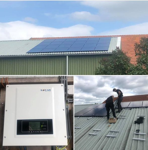 zonnepanele prins elektrotechniek veendam